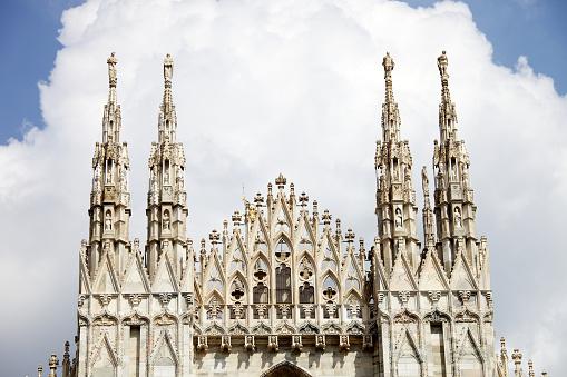 Duomo Di Milano「Duomo Of Milan」:スマホ壁紙(18)