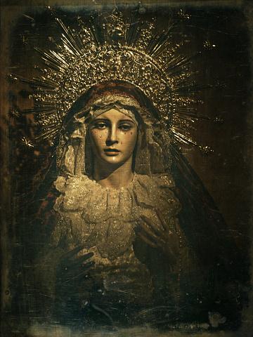 Virgin Mary「virgen」:スマホ壁紙(16)
