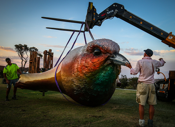 Bestpix「Sculpture By The Sea 2019 - Bondi」:写真・画像(9)[壁紙.com]