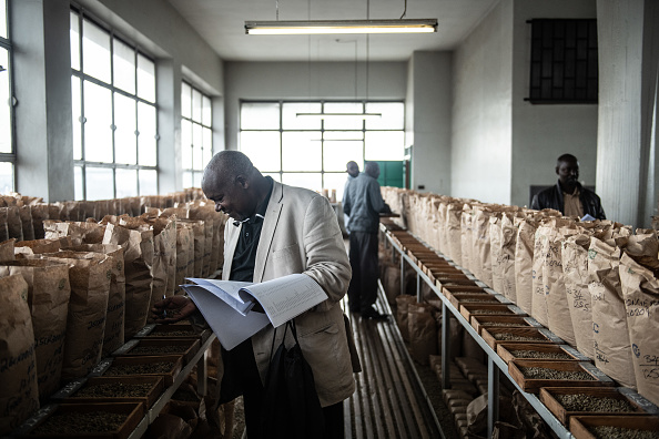 Nairobi「Kenya's Coffee Producers, Long Focused On Export, Grow A Coffee Culture At Home」:写真・画像(5)[壁紙.com]