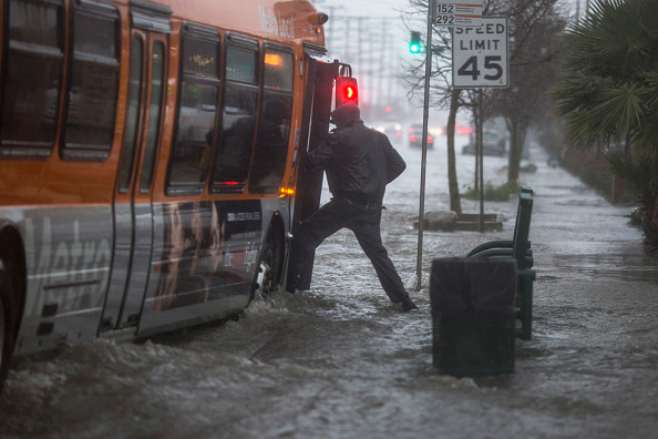 City Of Los Angeles「Strongest Storm In Six Years Slams Southern California」:写真・画像(16)[壁紙.com]