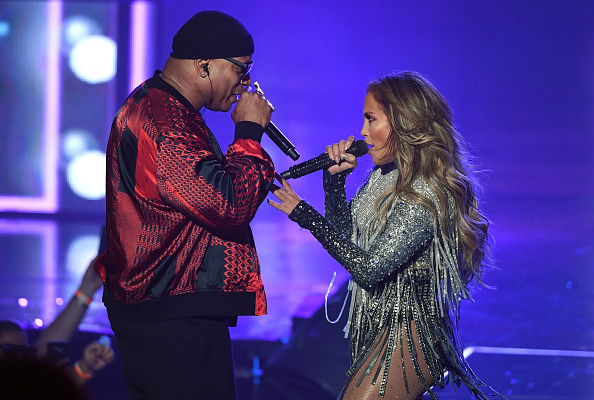 """LL Cool J「""""JENNIFER LOPEZ: All I HAVE"""" Finale At Zappos Theater At Planet Hollywood Resort & Casino」:写真・画像(11)[壁紙.com]"""