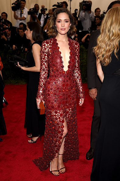 """Rose Byrne「""""China: Through The Looking Glass"""" Costume Institute Benefit Gala - Arrivals」:写真・画像(14)[壁紙.com]"""