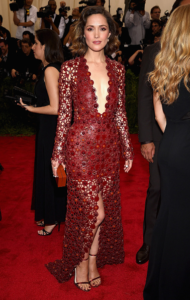 "Rose Byrne「""China: Through The Looking Glass"" Costume Institute Benefit Gala - Arrivals」:写真・画像(2)[壁紙.com]"