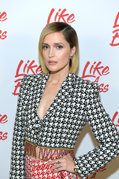 """Rose Byrne「Paramount Pictures' """"Like A Boss"""" Photocall」:写真・画像(14)[壁紙.com]"""