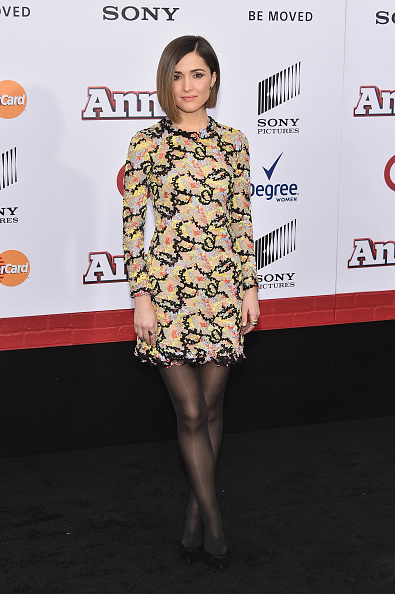 "Rose Byrne「""Annie"" World Premiere」:写真・画像(16)[壁紙.com]"