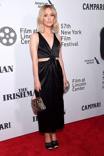 """Rose Byrne「57th New York Film Festival - """"The Irishman"""" Arrivals」:写真・画像(9)[壁紙.com]"""