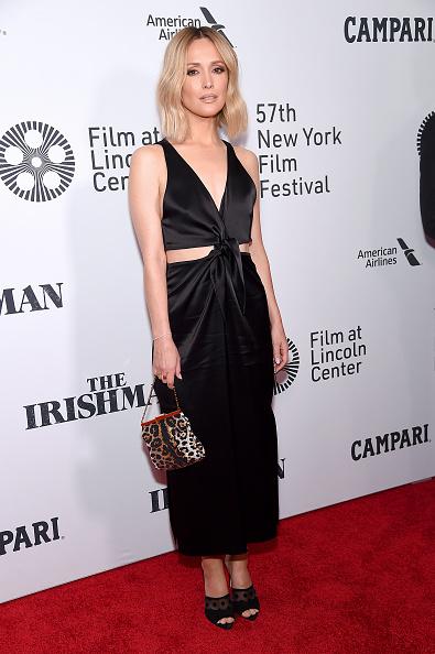 """Rose Byrne「57th New York Film Festival - """"The Irishman"""" Arrivals」:写真・画像(7)[壁紙.com]"""