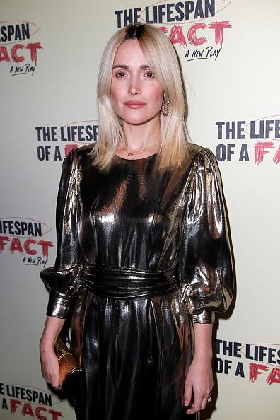 "Rose Byrne「""The Lifespan Of A Fact"" Opening Night」:写真・画像(3)[壁紙.com]"