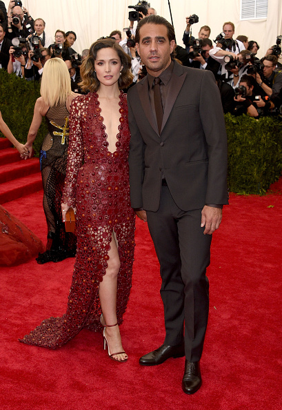 """Rose Byrne「""""China: Through The Looking Glass"""" Costume Institute Benefit Gala - Arrivals」:写真・画像(3)[壁紙.com]"""