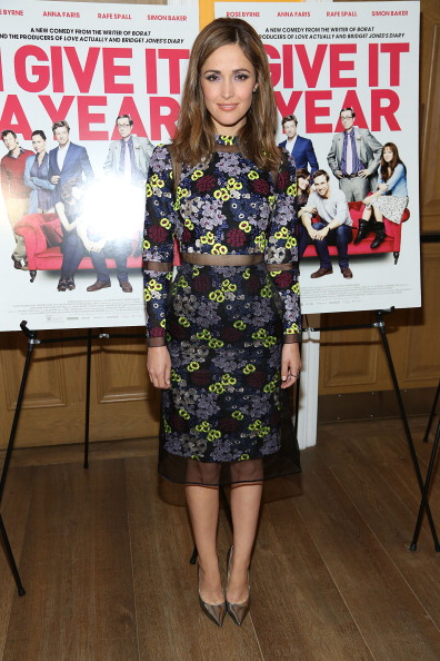 "Rose Byrne「""I Give It A Year"" Special New York Screening - Arrivals」:写真・画像(10)[壁紙.com]"