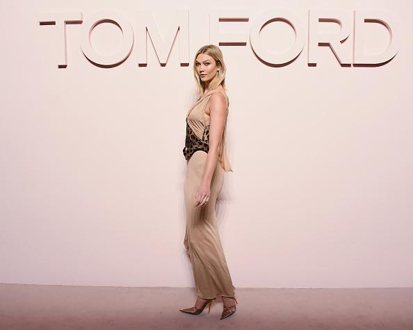 ニューヨークファッションウィーク「Tom Ford FW 2019 - Arrivals - New York Fashion Week: The Shows」:写真・画像(9)[壁紙.com]