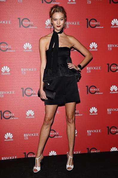 カーリー・クロス「Vogue China 10th Anniversary」:写真・画像(10)[壁紙.com]