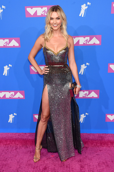 Karlie Kloss「2018 MTV Video Music Awards - Arrivals」:写真・画像(9)[壁紙.com]