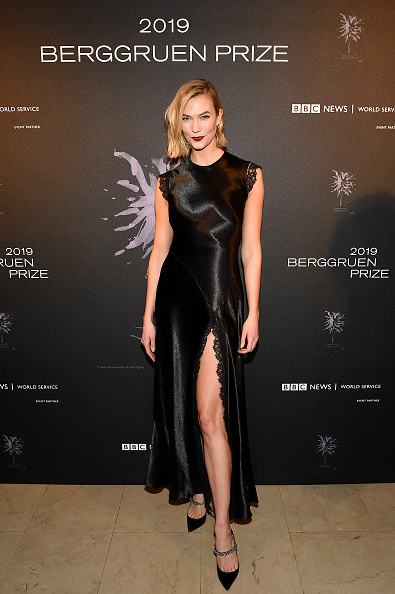 Karlie Kloss「Fourth Annual Berggruen Prize Gala Celebrates 2019 Laureate Supreme Court Justice Ruth Bader Ginsburg In New York City - Arrivals」:写真・画像(3)[壁紙.com]