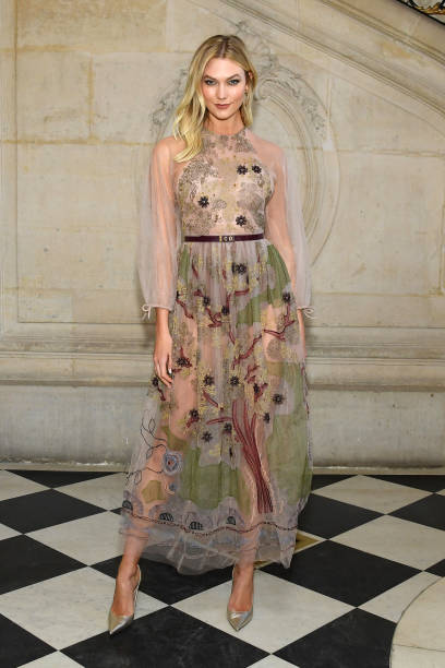 Christian Dior : Photocall - Paris Fashion Week - Haute Couture Spring Summer 2019:ニュース(壁紙.com)