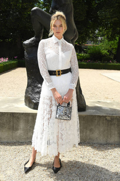 Christian Dior : Photocall - Paris Fashion Week - Haute Couture Fall Winter 2018/2019:ニュース(壁紙.com)