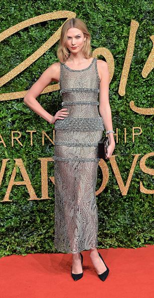 カーリー・クロス「British Fashion Awards 2015 - Red Carpet Arrivals」:写真・画像(5)[壁紙.com]