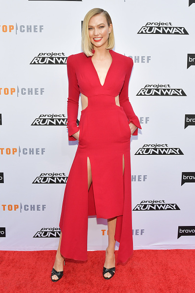 """Karlie Kloss「Bravo's """"Top Chef"""" And """"Project Runway"""" - A Night Of Food And Fashion FYC Red Carpet Event」:写真・画像(15)[壁紙.com]"""