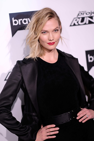 "Karlie Kloss「Bravo's ""Project Runway"" New York Premiere」:写真・画像(1)[壁紙.com]"