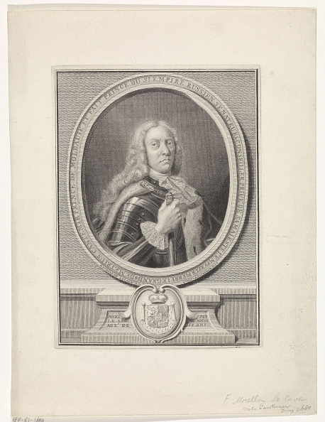 North Holland「Dimitrie Cantemir (1673-1723), 1735」:写真・画像(4)[壁紙.com]