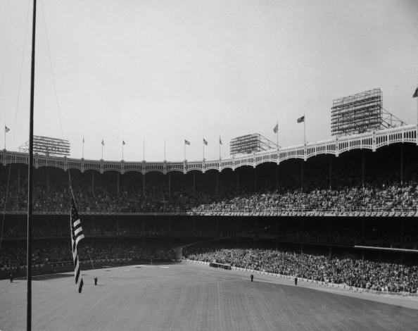Baseball - Sport「Yankee Stadium」:写真・画像(4)[壁紙.com]