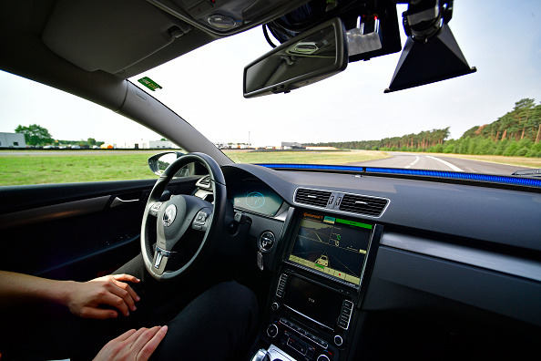 Mode of Transport「Continental AG Showcases New Automotive Technologies」:写真・画像(2)[壁紙.com]
