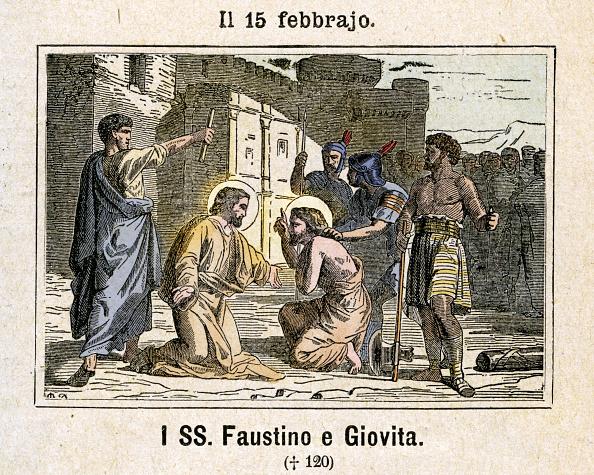 Preacher「FEBRUARY 15 - SAINT FAUSTINO」:写真・画像(12)[壁紙.com]