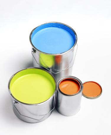 Weekend Activities「Coloured paint pots」:スマホ壁紙(1)