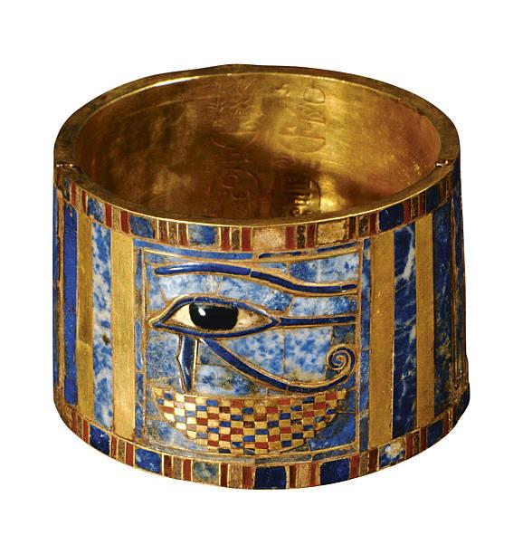 Bracelet with the Eye of Horus, 943-922 BC:ニュース(壁紙.com)