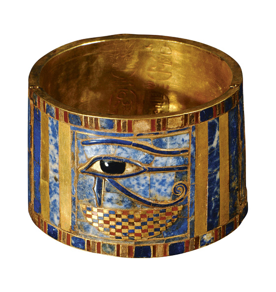 Bracelet「Bracelet with the Eye of Horus, 943-922 BC」:写真・画像(16)[壁紙.com]