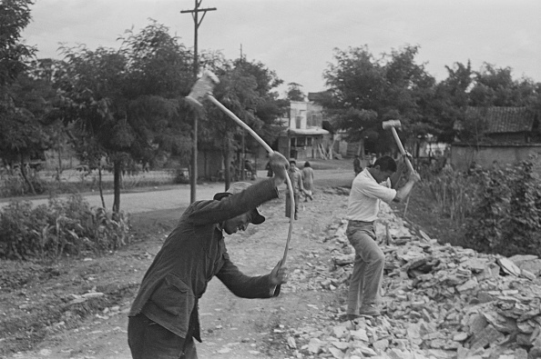 Michael Ochs Archives「Breaking Rocks」:写真・画像(15)[壁紙.com]