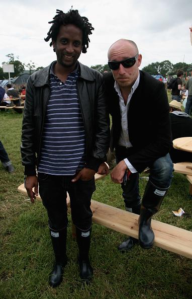 Support「Hunter Wellies Celebrity VIP Area - Glastonbury 2008 Day 2」:写真・画像(10)[壁紙.com]
