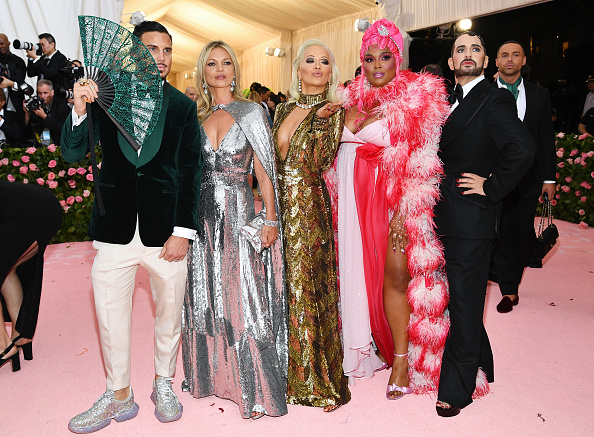 Event「The 2019 Met Gala Celebrating Camp: Notes on Fashion - Arrivals」:写真・画像(1)[壁紙.com]