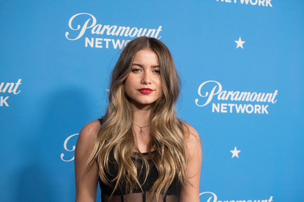 Sofia Reyes - Singer「Paramount Network Launch Party - Arrivals」:写真・画像(14)[壁紙.com]