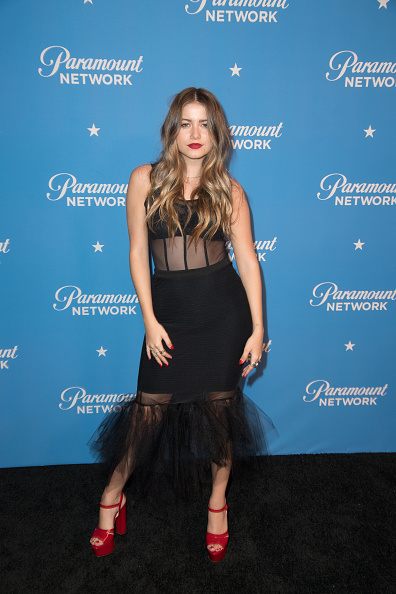 Sofia Reyes - Singer「Paramount Network Launch Party - Arrivals」:写真・画像(12)[壁紙.com]