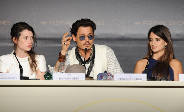 """Francois Durand「""""Pirates of the Caribbean: On Stranger Tides"""" Press Conference - 64th Annual Cannes Film Festival」:写真・画像(2)[壁紙.com]"""