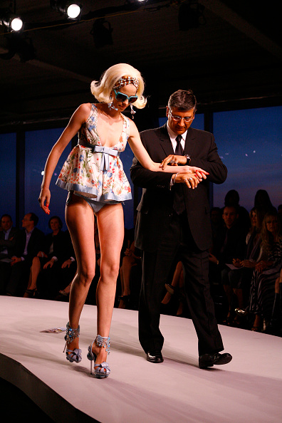 Misfortune「Dior 2008 Cruise Collection Fashion Show - Front Row」:写真・画像(14)[壁紙.com]
