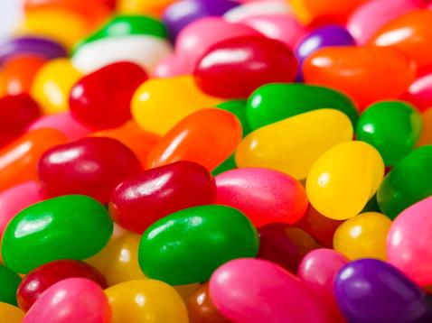 グミ・キャンディー「自動ゼリーの豆」:スマホ壁紙(17)