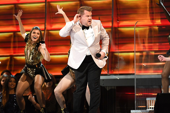 Pink Jacket「The 59th GRAMMY Awards - Show」:写真・画像(4)[壁紙.com]