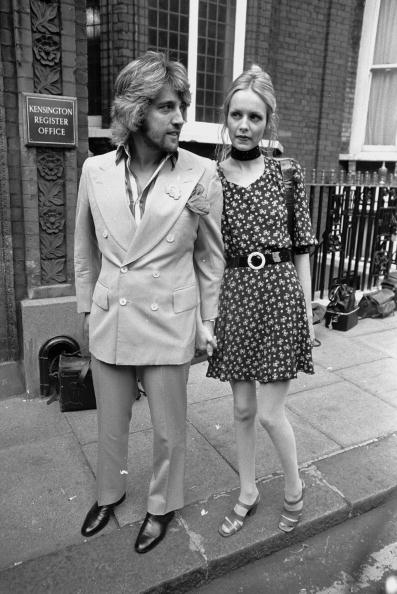 Twiggy - Fashion Model「Celebrity Couple」:写真・画像(16)[壁紙.com]