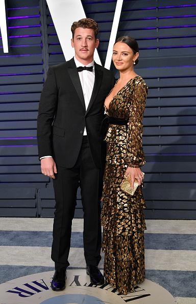 Gold Purse「2019 Vanity Fair Oscar Party Hosted By Radhika Jones - Arrivals」:写真・画像(8)[壁紙.com]