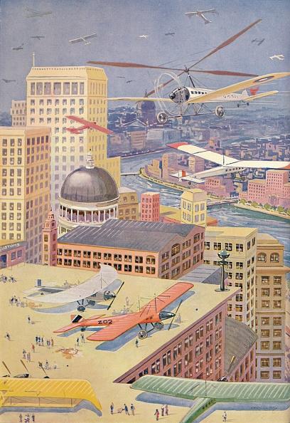 Futuristic「A City Of The Future」:写真・画像(15)[壁紙.com]