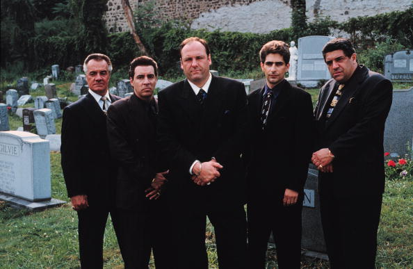 HBO「Exploring The Life Of A Modern Day Mob Boss The Exclusive New Series The Sopranos Combin」:写真・画像(1)[壁紙.com]