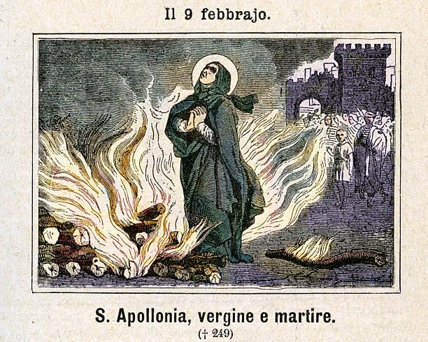 FEBRUARY 09 - SAINT APOLLONIA:ニュース(壁紙.com)