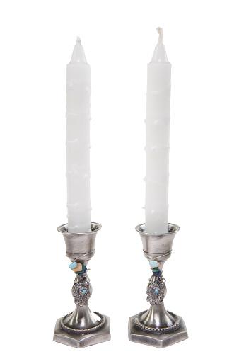 Candlestick Holder「Jewish Sabbath candles」:スマホ壁紙(7)