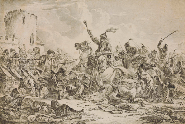 Tradition「Battle Between The Georgians And Mountain Tribes」:写真・画像(13)[壁紙.com]