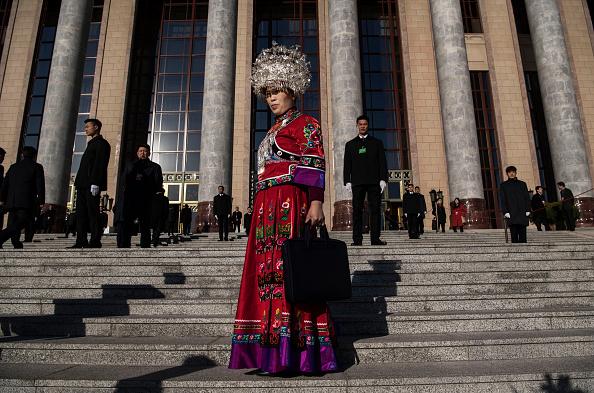 China - East Asia「China's National People's Congress (NPC) - Third Plenary Meeting」:写真・画像(15)[壁紙.com]