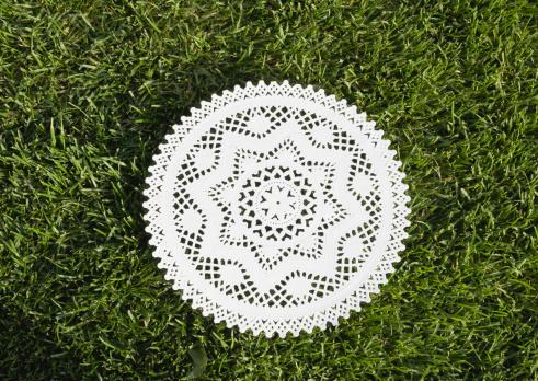 Lace pattern「Lawn and lace」:スマホ壁紙(9)