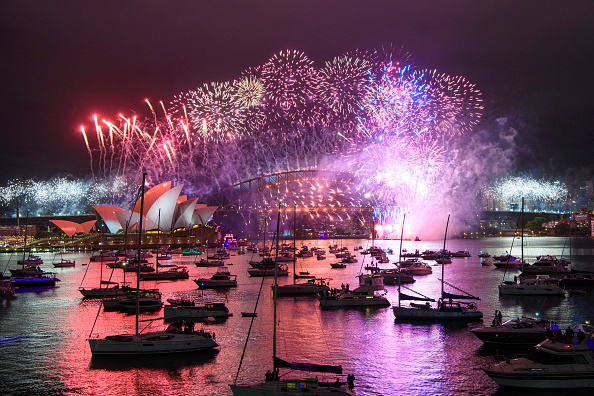 Sydney「Australians Celebrate New Year's Eve 2020」:写真・画像(9)[壁紙.com]